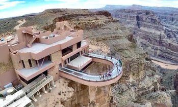 10-Hour Grand Canyon West Rim Tour Up To 33% Off
