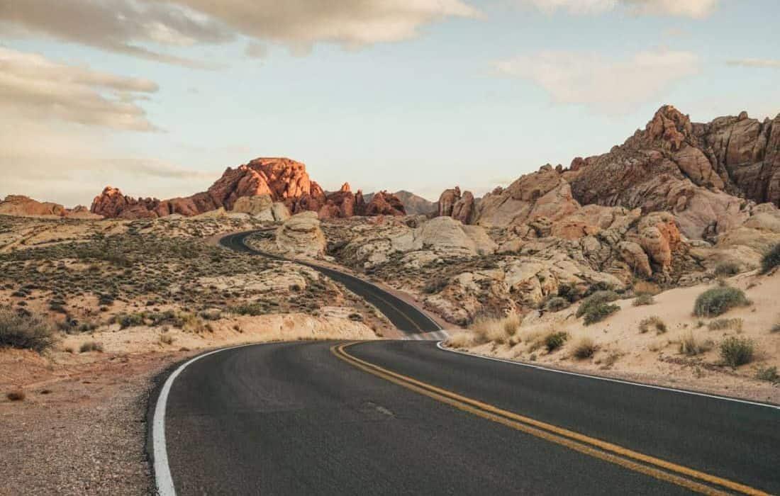 Best Places to Visit near Las vegas by car