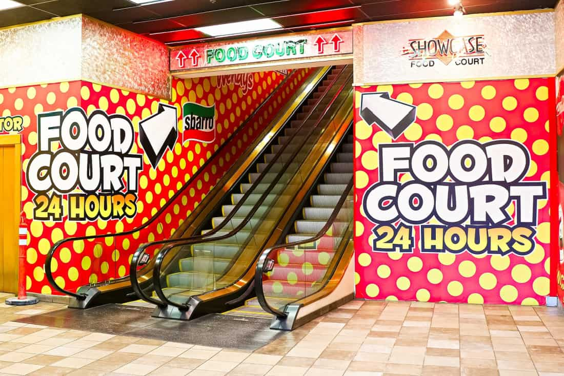 Las Vegas Food Court