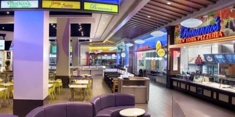 Mandalay Bay Food Court