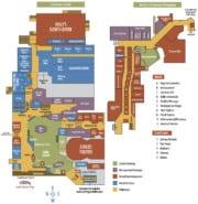 Ballys Hotel Map