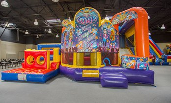 Bouncy World Up to 15% Off