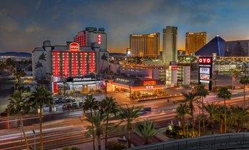 OYO Hotel & Casino Las Vegas Up to 41% Off