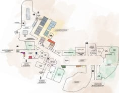Park MGM Hotel Map