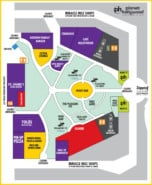 Planet Hollywood Hotel Map Casino Level