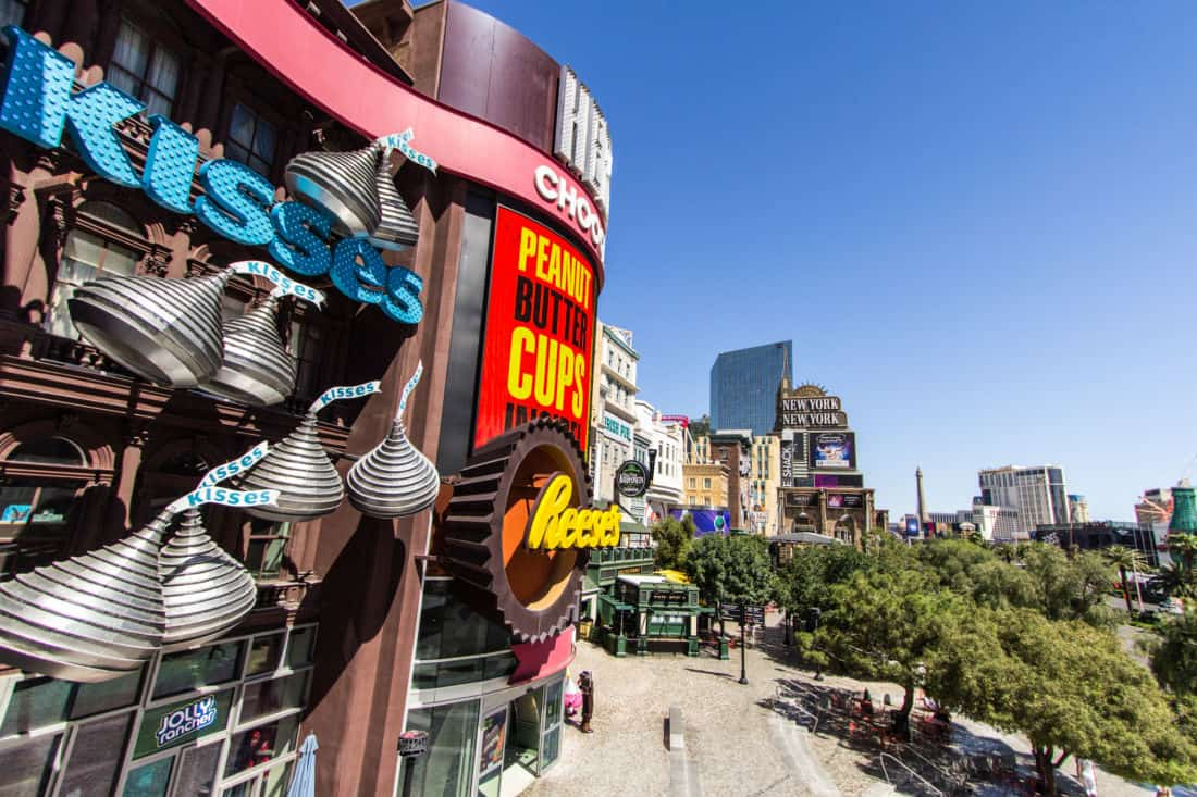 Things to do in Las Vegas for Teens
