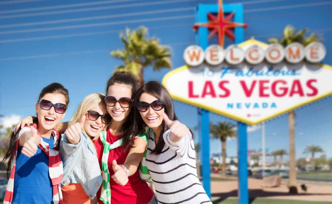 Things to do in vegas teenager