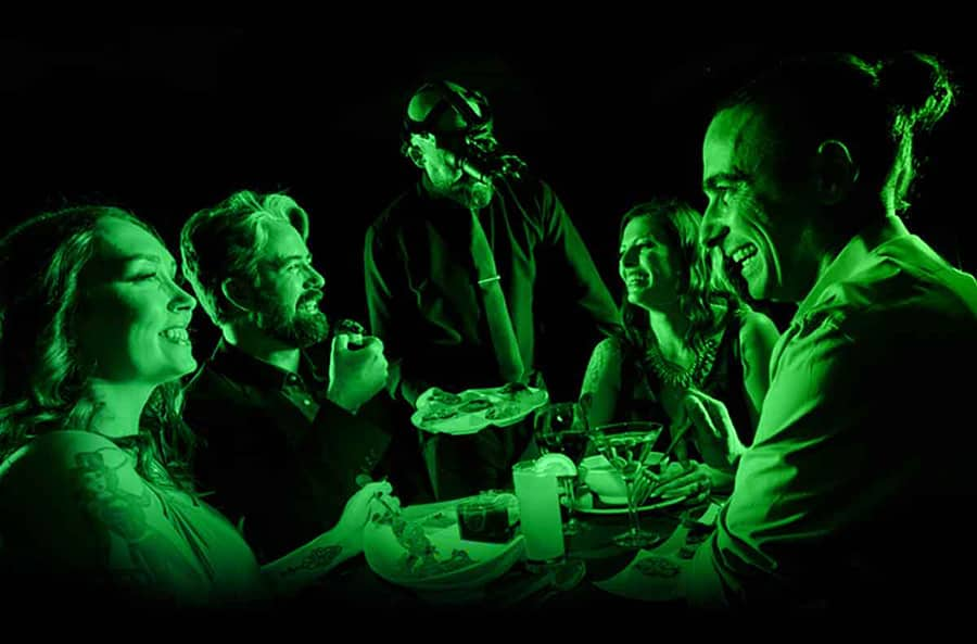 Blackout: Dining in the Dark