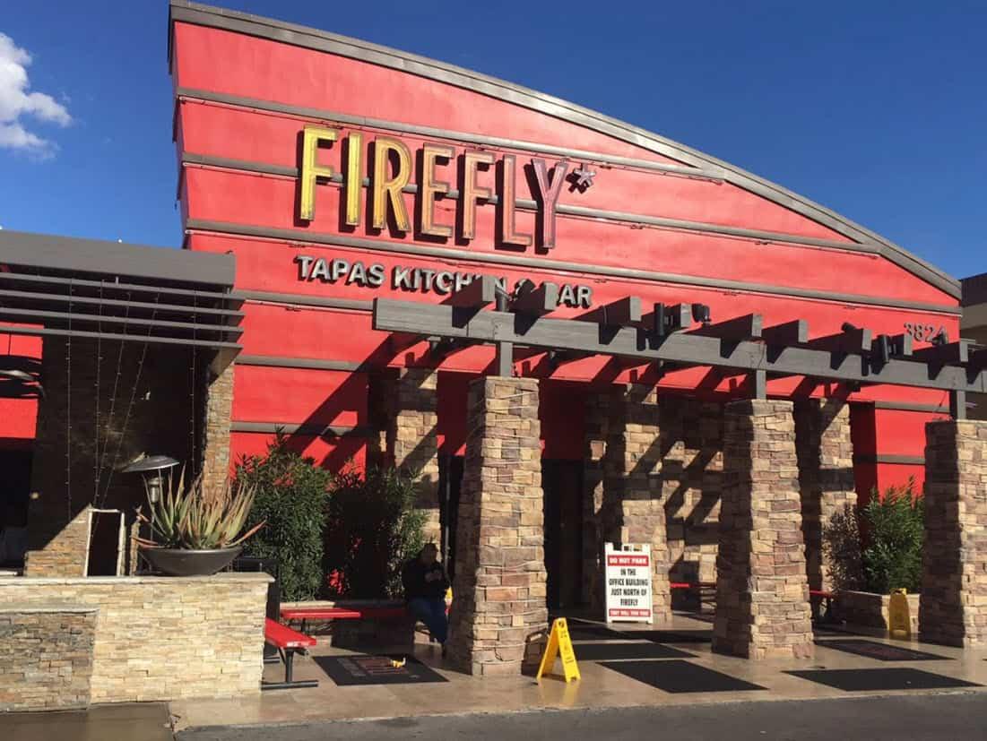 Firefly Restaurants Las Vegas
