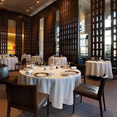 Guy Savoy Restaurant