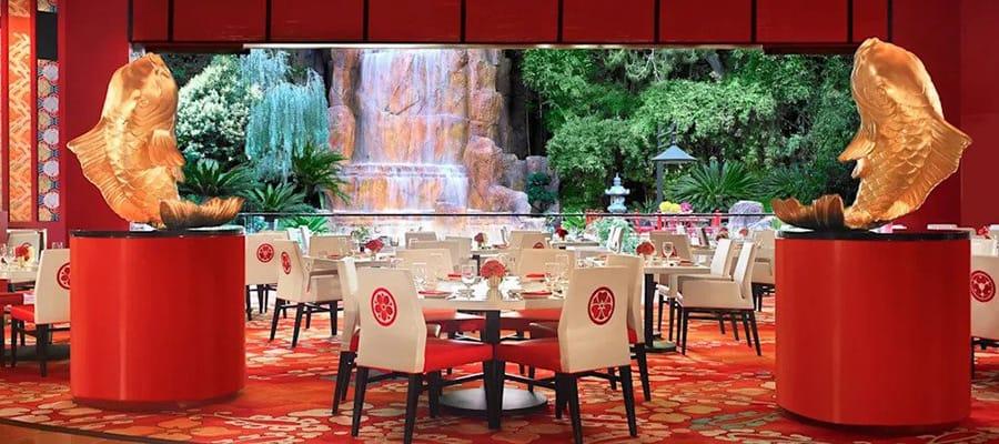 Mizumi - Best Honeymoon Dinner