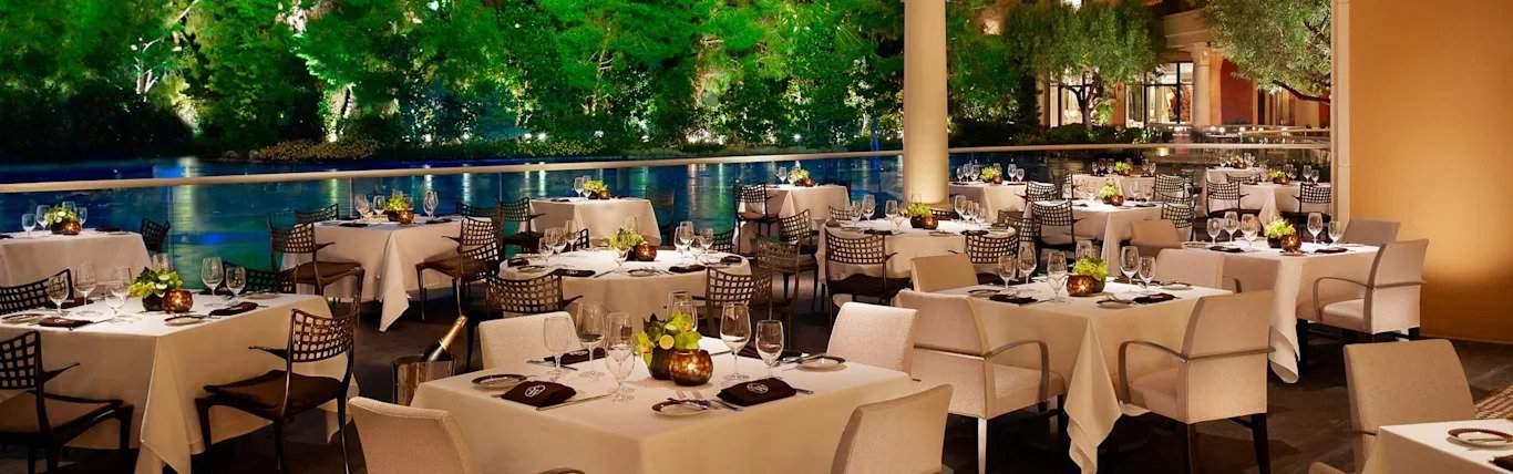 SW Steakhouse - Best Vegetarian Fine Dining on the Strip