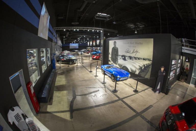 Shelby Museum Las Vegas