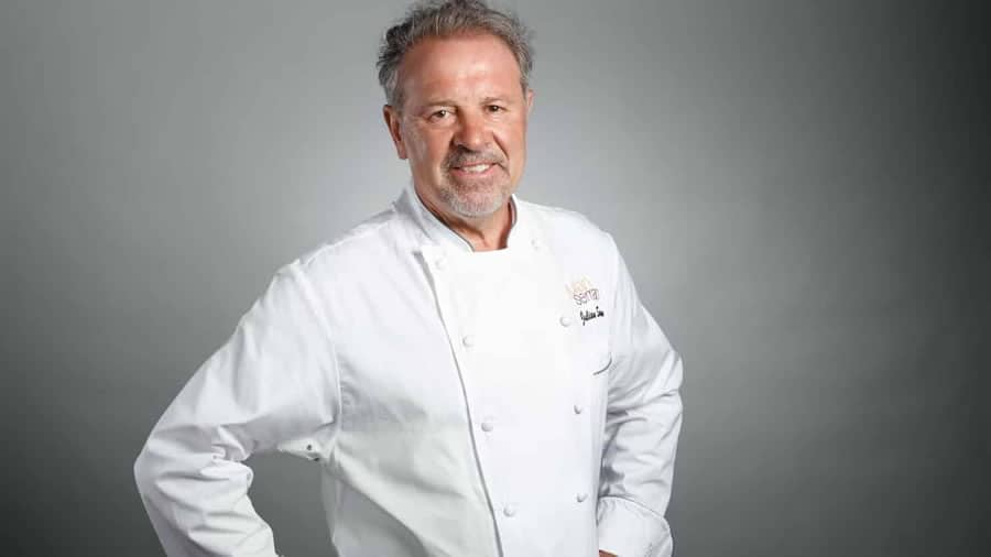 Chef Julian Serrano