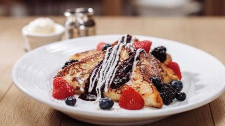 mirage pantry breakfast