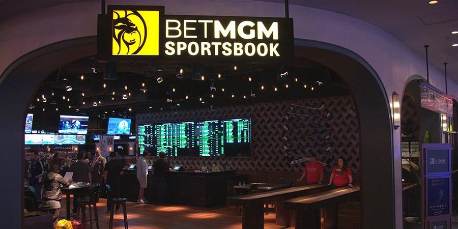 BetMGM Sportsbook at Bellagio