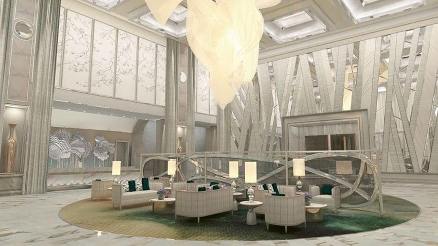 Crockfords Luxury Accommodations