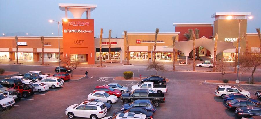 Las Vegas Premium Outlets South Convenience Amenities
