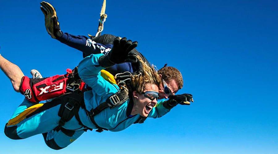 Las Vegas Skydiving Buyer's Guide