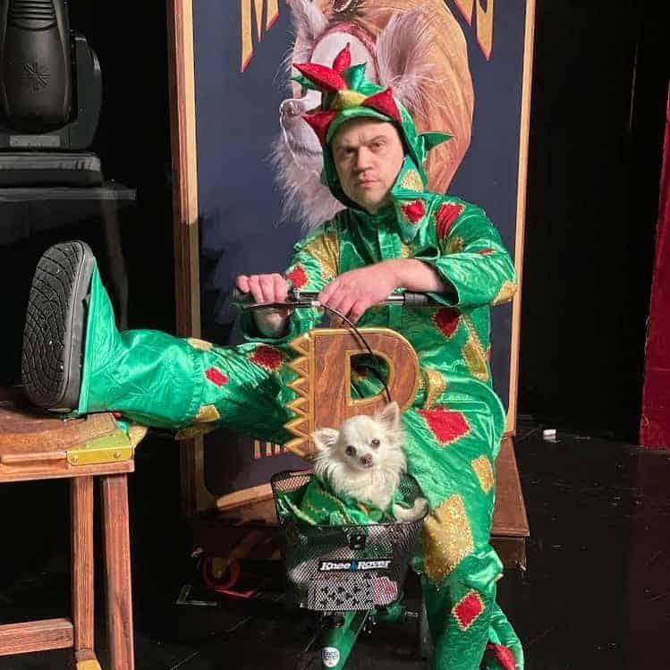 Piff the Magic Dragon Show