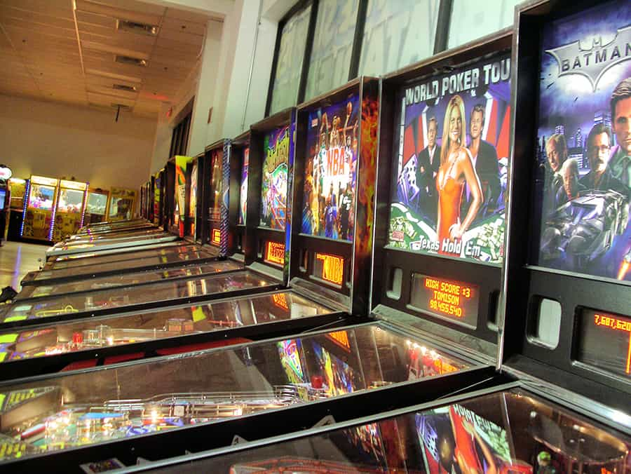 Pinball Museum Las Vegas Cost