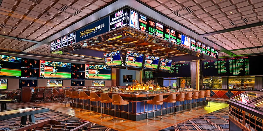 Race & Sports Book at the Cosmopolitan