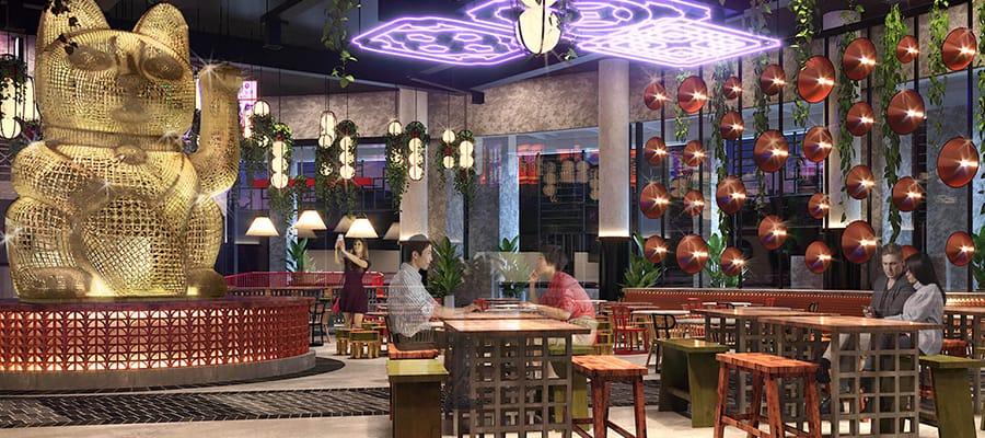 Resorts World Casual Dining