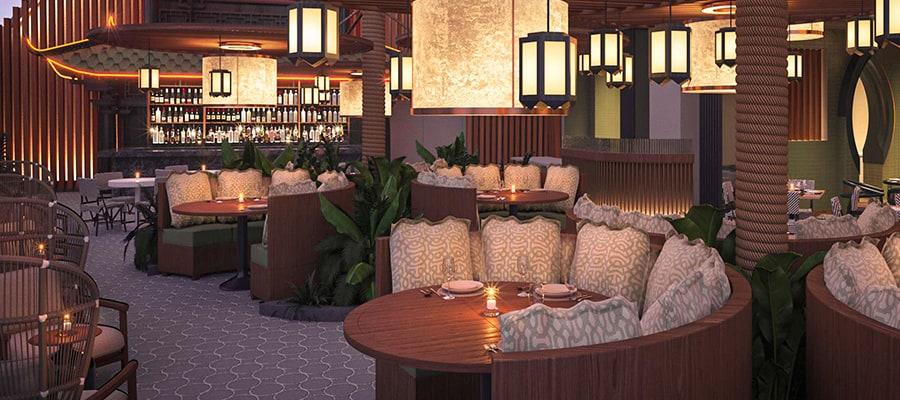 Resorts World Famous Food Restaurants