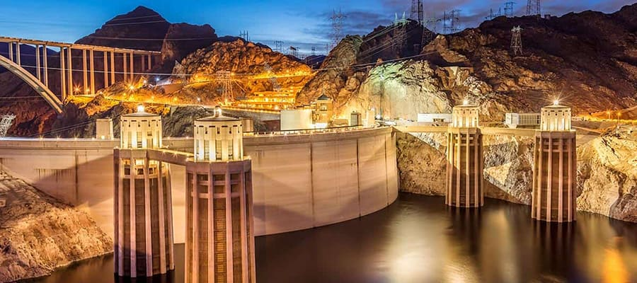 Small-Group 3 Hour Hoover Dam Mini Tour