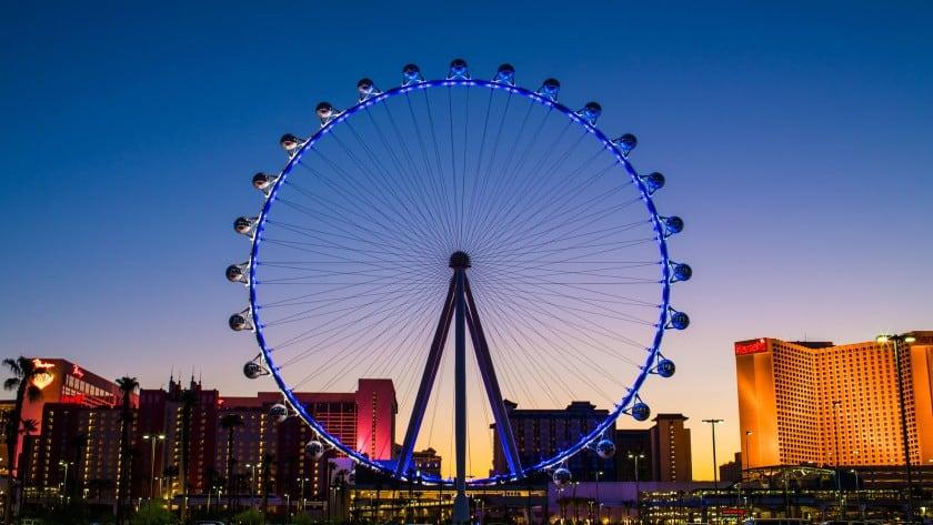 High Roller Observation Wheel
