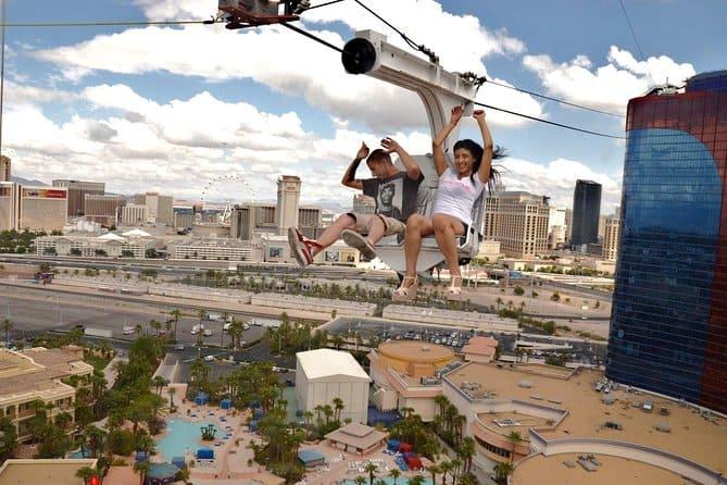Voodoo Zipline - Best Adrenaline Rush Zipline Vegas