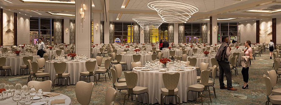 Weddings & Special Events at Resorts World