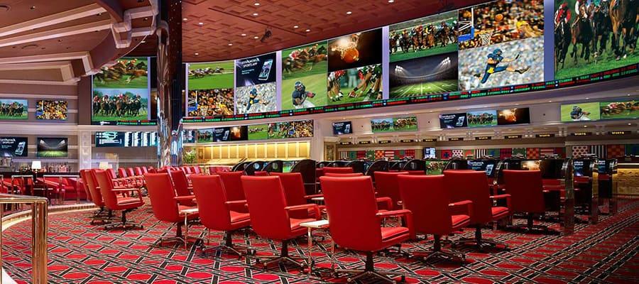 Wynn Las Vegas Race & Sportsbook