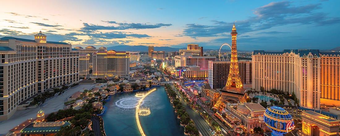 Best 5 Star Hotels in Vegas