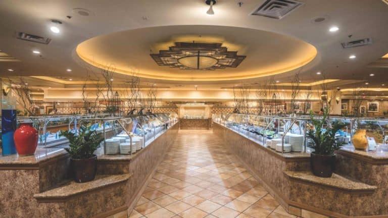 MGM Grand Breakfast Buffet