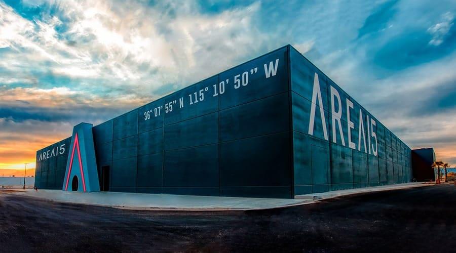 Emporium at AREA15