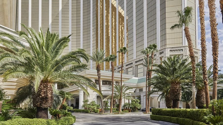 Four Seasons - Best Overall Pet-Friendly Hotel in Vegas