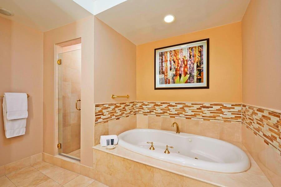 JW Marriot Las Vegas Resort & Spa Suites With Jacuzzi
