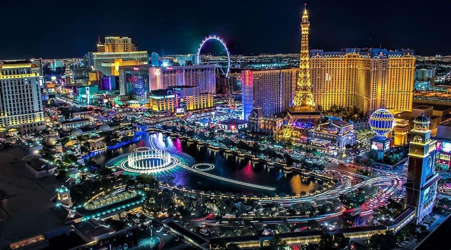 Las Vegas Hotel Locations