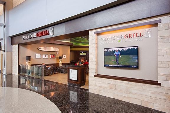 PGA Tour Grill