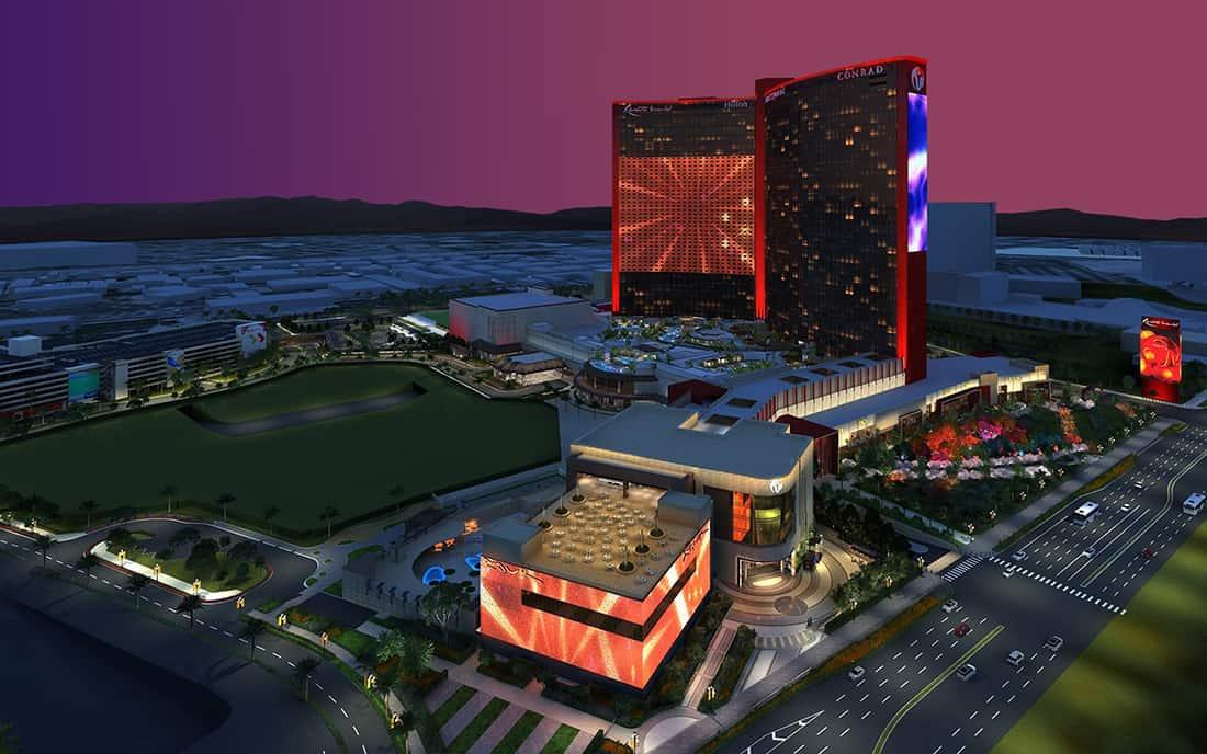 Newest Hotel on Las Vegas Strip