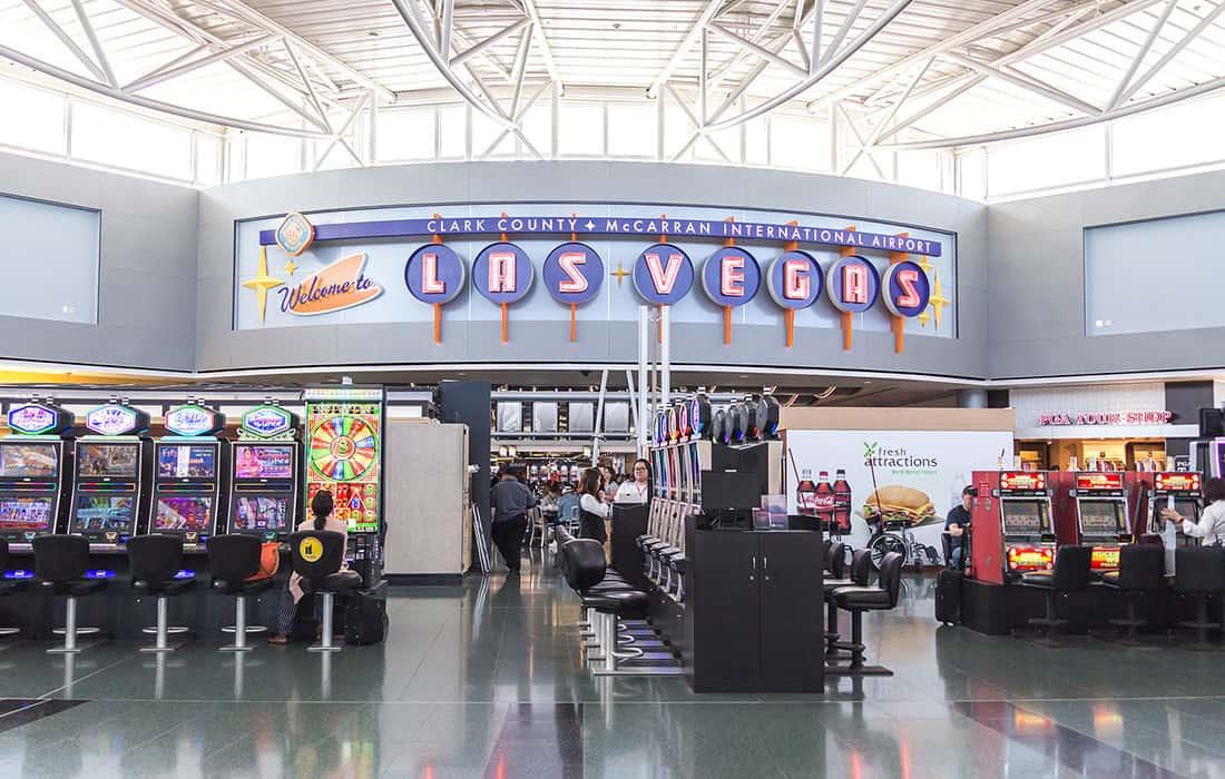 Restaurants Inside Las Vegas Airport