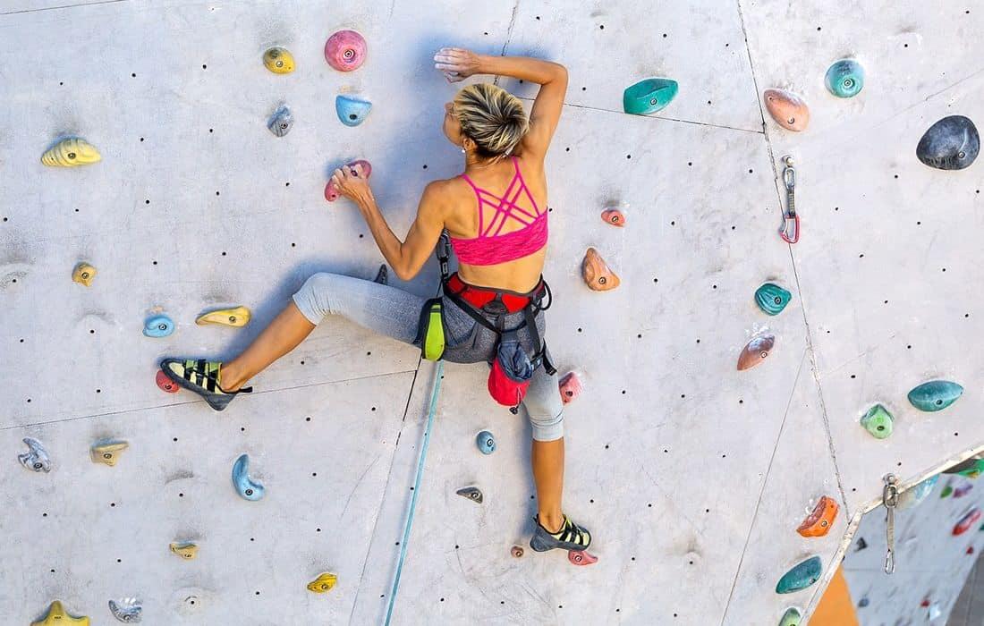 Rock Climbing Gym Las Vegas