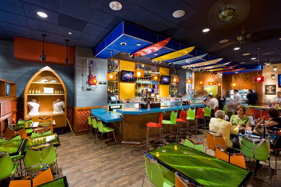 Sammy's Beach Bar & Grill