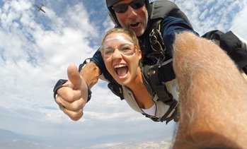 Sin City Skydiving Up to 50% Off