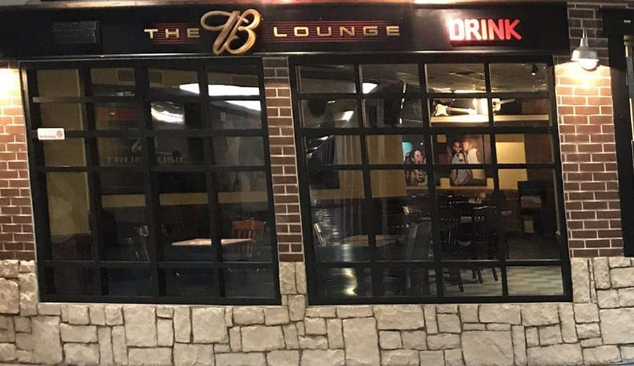 The B Lounge at Airport