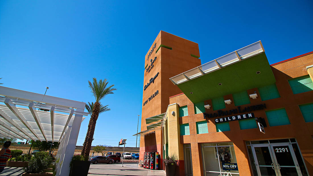 The Best Outlet Mall in Las Vegas