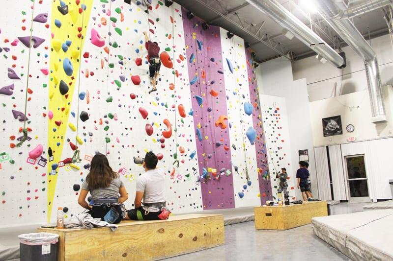 The Pad - Best Vegas Climbing Gym