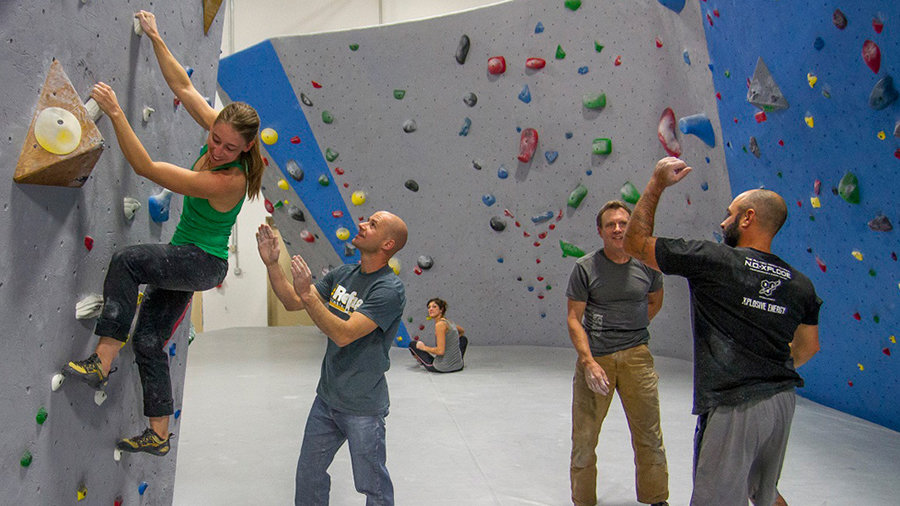 The Refuge Climbing and Fitness