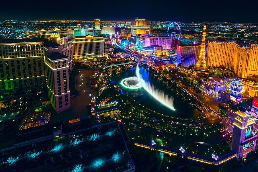Cosmopolitan - Best 5 Star Hotel in Las Vegas